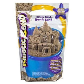 Набір для дитячої творчості Kinetic Sand Beach Kinetic Rock 1360г
