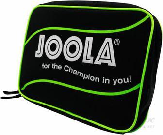 Чохол для ракетки настільного тенісу Joola Cover Safe black-green 80170j