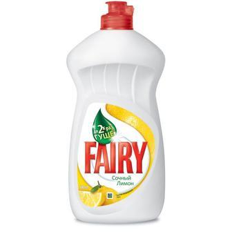 Засіб для миття посуду Fairy 500 мл