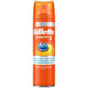 Піна Gillette Fusion 5 для гоління Ефект охолодження 200мл