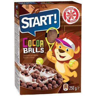 Кульки Start з какао 250г