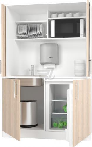 Кухня Смарт-Ніколь (з системою Pocket doors) ДСП 1.2 м