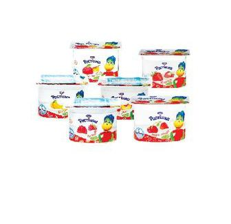 Йогурт Растішка, 2 % Данон 115г