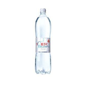 Вода мінеральна Тонус-Кисень Куяльник 1.5 л