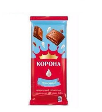 Шоколад Корона мол.85г