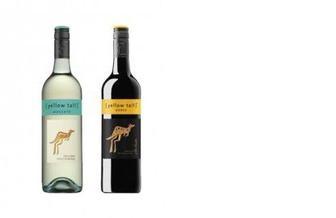 Вино Австралия Yellow Tail Sauvignon Blanc, 0,75л