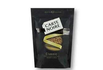 Скидка 35% ▷ Кава розчинна сублімована «Carte Noire»- 70 г