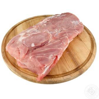 Акция ▷ Биток зі свинини з/к порційно нарізаний охолоджений 1 кг