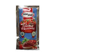 Паста томатная Домашняя, 25%, МакМай, 70г