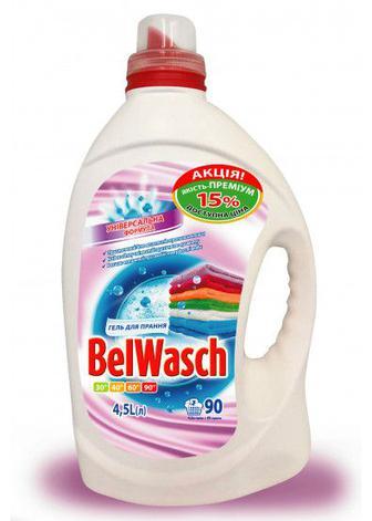 Рідкий засіб для прання універсальний Бел Вош 4,5л