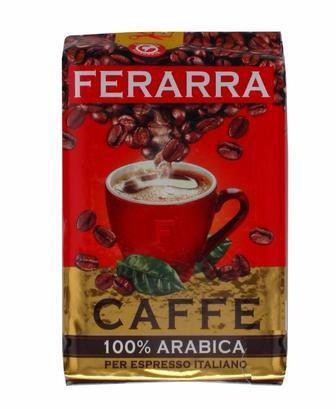 Кава мелена Ferarra 250г