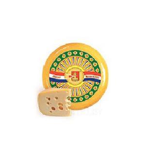 Сир Маасдам 45% Huizer Kaas Gild 100 г