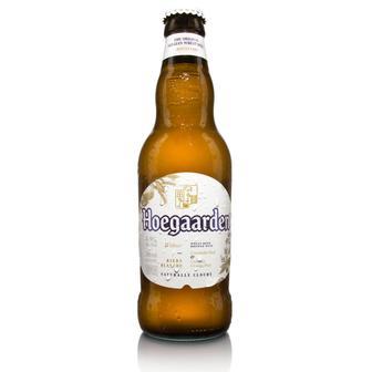 Пиво Hoegaarden White 0.33л