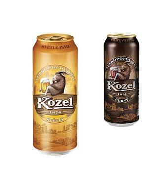 Пиво Велкопоповицький Козел темне, світле