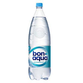 Вода BonAqua, 1/1,5 л