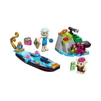 Конструктор Встреча Наиды с гоблином-воришкой LEGO Elves (41181)
