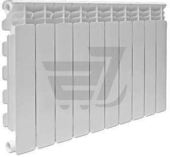 Радіатор алюмінієвий Nova Florida LIBECCIO C2 500/100