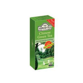Чай Ахмад Китайський зелений, Чорний класичний  25пак