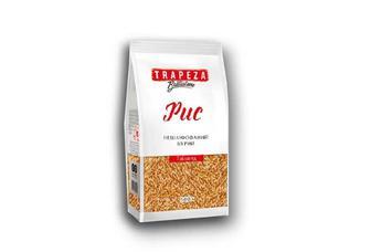 Скидка 14% ▷ Крупа рис нешліфований, бурий «Trapeza» - 500 г