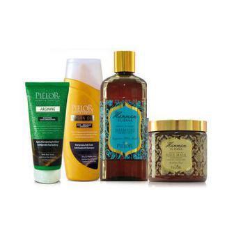 Засоби догляду за волоссям Pielor