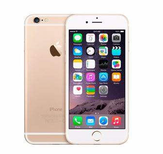 Apple iPhone 6 16GB (Gold) как новый Apple Certified Pre-owned