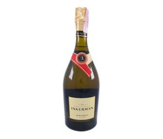 Вино ігристе Мускатне н/с Inkerman 0,75л