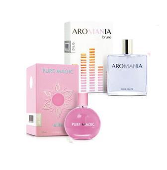 Жіноча та чоловіча парфумована або туалетна вода Dilis Pure Magic, Aromanla, Trend