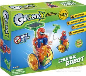 Науково-ігровий набір Amazing Toys Вчений робот 36507A