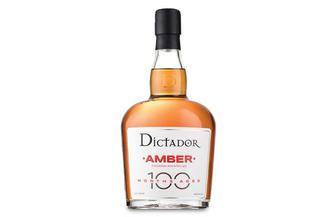Ром Dictador 100 Months Aged Rum Amber, 0,7 л