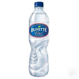 Вода мінеральна Buvette 1,5 л