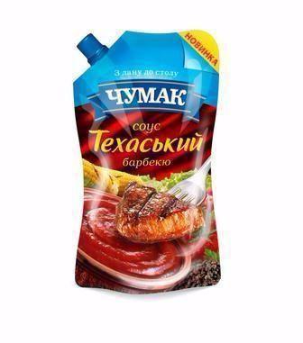 Соус Чумак техаський, барбекю/Французький з гірчицею 200г