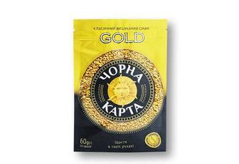 Кава Gold, розчинна сублімована Чорна Карта 60 г