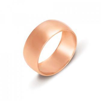 Обручальное кольцо классическое. Артикул 1001/8