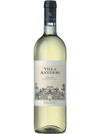 Вино Villa Antinori Bianco, Antinori, белое сухое 13%, 0.75л