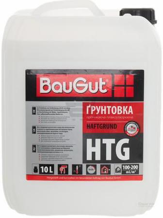 Ґрунтовка глибокопроникна BauGut HTG 10 л