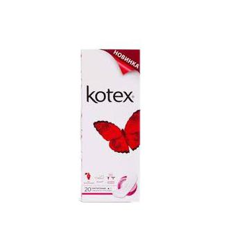 Прокладки Kotex Super Slim щод.20шт