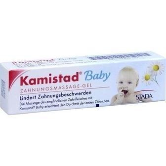 Kamistad Baby Gel 10мл