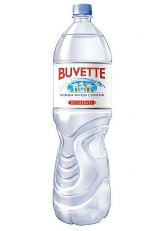 Вода столова негазована Бювет 1.5л