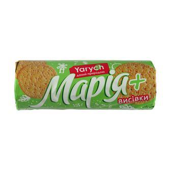 Печиво Yarych Марія з висівками 155г
