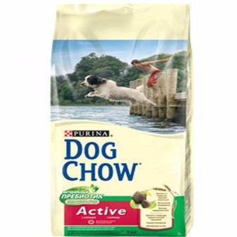 Share DC Active Для активных собак Purina Dog Chow 14 кг