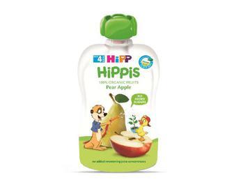 Пюре Hipp груша-яблуко, 100г