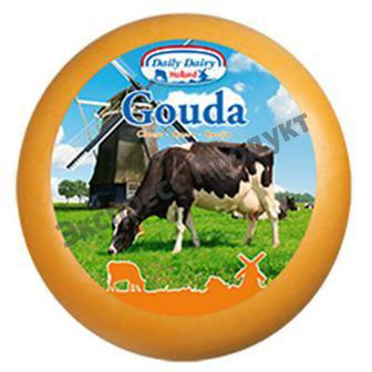 Сир 48% Гауда/Маасдам Dutch Cow 1 кг