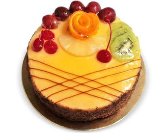 Торт «Сан Тропе» з фруктами, кг
