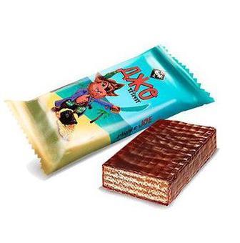 Конфеты шоколадные Пират Джо  Житомирские лакомства  100 г