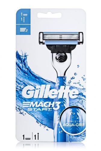 Cтанок для бритья Gillette Mach 3 мужской с 1 сменным картриджем