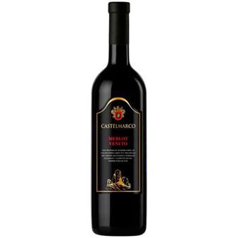 Вино Merlot Castelmarco Італія 0.75л