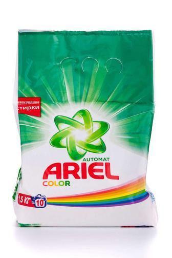 Стиральный порошок автомат Ariel 1,5 кг