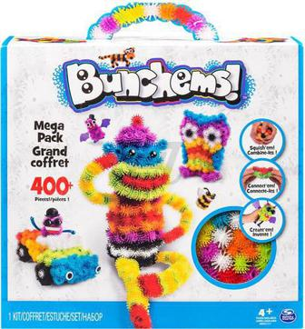 Конструктор Bunchems Mega Pack 6026103