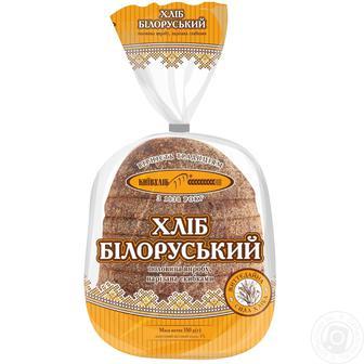 Хліб «Білоруський» половинка Київхліб 350 г