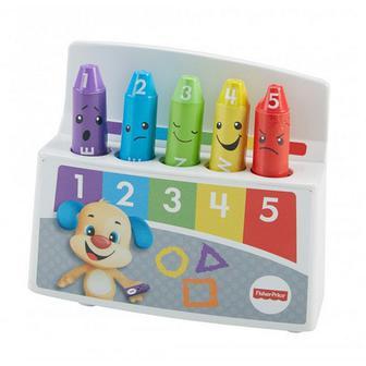 Интерактивная игрушка Fisher-Price Умные карандаши на русском (FBP59)